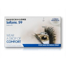 Deals, Discounts & Offers on Health & Personal Care - Bausch & Lomb New Soflens 59 Monthly Contact Lens