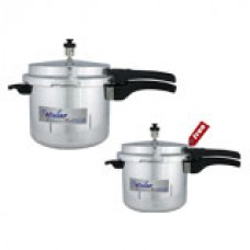 Deals, Discounts & Offers on Cookware - MASTER PRESSURE COOKER COMBO