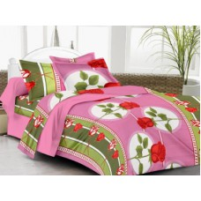 Deals, Discounts & Offers on Furniture - IWS Cotton Printed Double Bedsheet