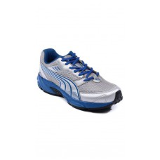Deals, Discounts & Offers on Foot Wear - Puma Blue And Silver Pluto DP Sport Shoes