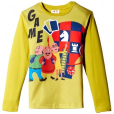 Deals, Discounts & Offers on Kid's Clothing - Motu Patlu Boys' Long Sleeve Top