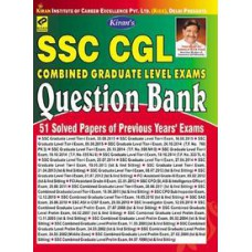 Deals, Discounts & Offers on Books & Media - Kiran s SSC CGL combined GRADUATE LEVEL exams question bank 1999- 2015