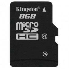 Deals, Discounts & Offers on Mobile Accessories - Kingston 8 GB MicroSD Card Class 4 4 MB/s Memory Card