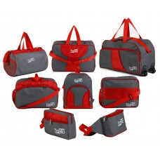 Deals, Discounts & Offers on Accessories - Fidato Travel Bag Combo Of 8 @ Rs. 1099