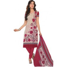 Deals, Discounts & Offers on Women Clothing - Giftsnfriends Cotton Printed Salwar Suit Dupatta Material
