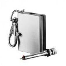 Deals, Discounts & Offers on Accessories - Survival Tool Flint Fire Starter Lighter matchbox
