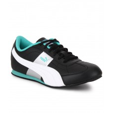 Deals, Discounts & Offers on Foot Wear - Puma Otise Black Sports Shoes