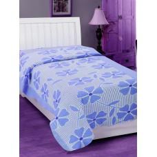 Deals, Discounts & Offers on Home Appliances - Zesture Bring Home Zesture 100 % Cotton Floral Single Bedsheet