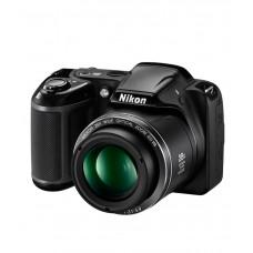 Deals, Discounts & Offers on Cameras - Nikon Coolpix L340 20.0MP Semi SLR