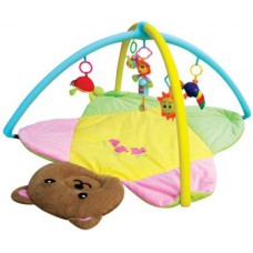 Deals, Discounts & Offers on Baby Care - Toys Bhoomi Twist And Fold Little Teddy'S Baby Activity Gym