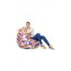 Deals, Discounts & Offers on Furniture - Can Bean Bag Digital Printed XL Bean Bag Filled with Beans