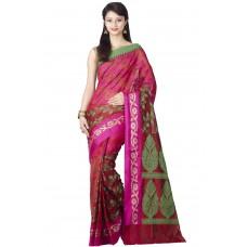 Deals, Discounts & Offers on Women Clothing - Chandrakala Art Silk Banarasi Saree