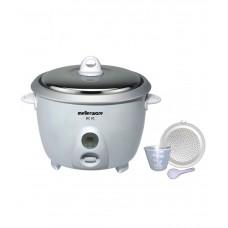 Deals, Discounts & Offers on Home Appliances - Mellerware Rice Cooker RC 01 1.8 Ltr 650 Watts