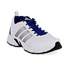 Deals, Discounts & Offers on Foot Wear - Adidas White Men Sports Shoes offer