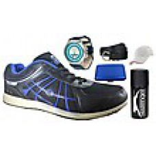 Deals, Discounts & Offers on Foot Wear - NCS Combo Of Men Sports Shoes With Accessories