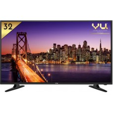 Deals, Discounts & Offers on Televisions - Vu 80cm (32) HD Ready LED TV