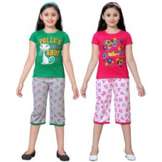 Deals, Discounts & Offers on Kid's Clothing - Sini Mini Top Girl's Combo