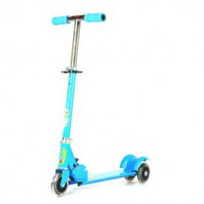 Deals, Discounts & Offers on Baby & Kids - Foldable 3 Wheels Kids Scooter