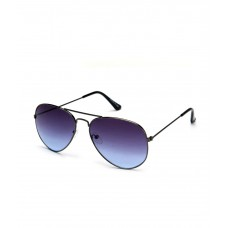 Deals, Discounts & Offers on Men - Fair-x Stylish Smoke Blue Aviator Sunglasses For Men & Women