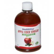 Deals, Discounts & Offers on Health & Personal Care - HealthViva Apple Cider Vinegar 500 ML
