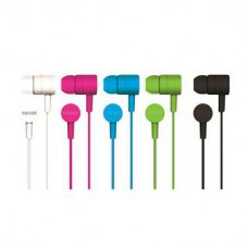 Deals, Discounts & Offers on Mobile Accessories - SET OF 5 COLOURED EARPHONE