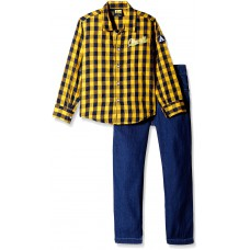 Deals, Discounts & Offers on Men Clothing - Seals Boys' Clothing Set offer