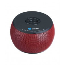 Deals, Discounts & Offers on Electronics - Zoook Air Drum BS100 Portable BT Speaker
