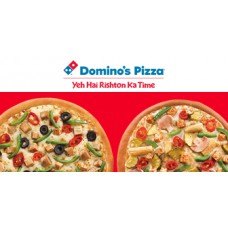 Deals, Discounts & Offers on Food and Health - Get 20% Cashback on Dominos offer