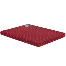 Deals, Discounts & Offers on Home Appliances - 4 Inch VFM Foam Mattress in Maroon Colour by Nilkamal