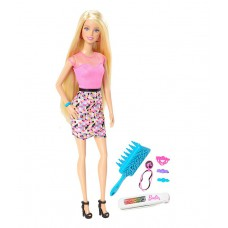 Deals, Discounts & Offers on Gaming - Flat 27% off on Rainbow Hair Barbie Doll
