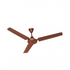 Deals, Discounts & Offers on Home Appliances - Elegant 48 inches Venus Storm Brown Ceiling Fan