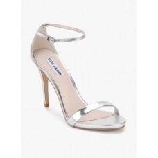 Deals, Discounts & Offers on Foot Wear - Steve Madden Stecy Silver Stilettos
