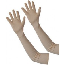 Deals, Discounts & Offers on Health & Personal Care - Retina M Full Fingers Cotton Arm Sleeve