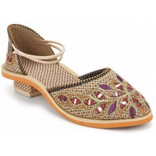 Deals, Discounts & Offers on Foot Wear - Paduki Ethnic Women Flats