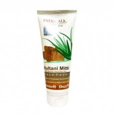 Deals, Discounts & Offers on Health & Personal Care - PATANJALI FACE PACK MULTANI MITTI