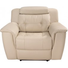 Deals, Discounts & Offers on Furniture - Nesta Furniture Half-leather Powered Recline