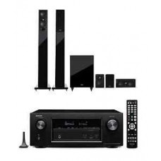 Deals, Discounts & Offers on Electronics - DENON AVR-X2200W 7.2CH AV RECEIVER + TANNOY HTS-201 HOME THEATRE SPEAKER PACKAGE