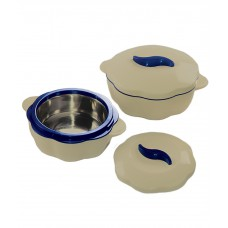 Deals, Discounts & Offers on Home & Kitchen - Cello Ornel Casseroles Set of 2
