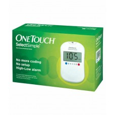 Deals, Discounts & Offers on Personal Care Appliances - One Touch Select Glucose Monitor- Free 10 Strip
