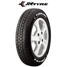 Deals, Discounts & Offers on Car & Bike Accessories - JK Tyre Tornado - TL 4 Wheeler Tyre