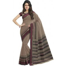 Deals, Discounts & Offers on Women Clothing - Bhavi Printed Fashion Cotton Sari