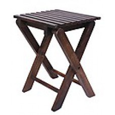 Deals, Discounts & Offers on Furniture - Home Sparkle Mango Wood Folding Stool