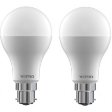 Deals, Discounts & Offers on Home Decor & Festive Needs - Wipro 12 W LED 6500K Cool Day Light Bulb