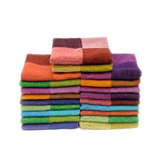 Deals, Discounts & Offers on Home Decor & Festive Needs - Rich Cottons Buy10 Get10 Free Cotton Face Towel