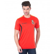 Deals, Discounts & Offers on Men Clothing - Royal Challengers Bangalore IPL16 Red T Shirt