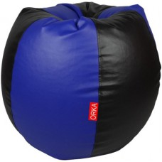 Deals, Discounts & Offers on Furniture - ORKA XL Bean Bag XL  Filled With Beans