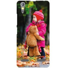 Deals, Discounts & Offers on Mobile Accessories - Via Flowers Llp Back Cover for Lenovo A6000 Plus