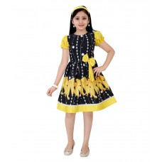 Deals, Discounts & Offers on Kid's Clothing - Flat 46% off on Cotton Frock
