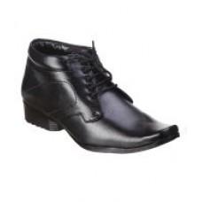 Deals, Discounts & Offers on Foot Wear - Kraasa Black Formal Shoes