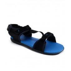 Deals, Discounts & Offers on Foot Wear - Puma Woody Black & Blue Floater Sandals